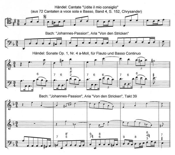 Johann Sebastian Bach | Georg Friedrich Händel | Bach and Handel