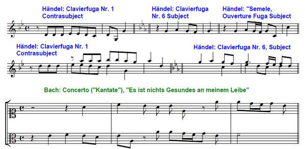 Bach und Händel | Bach and Handel | Bach | Händel
