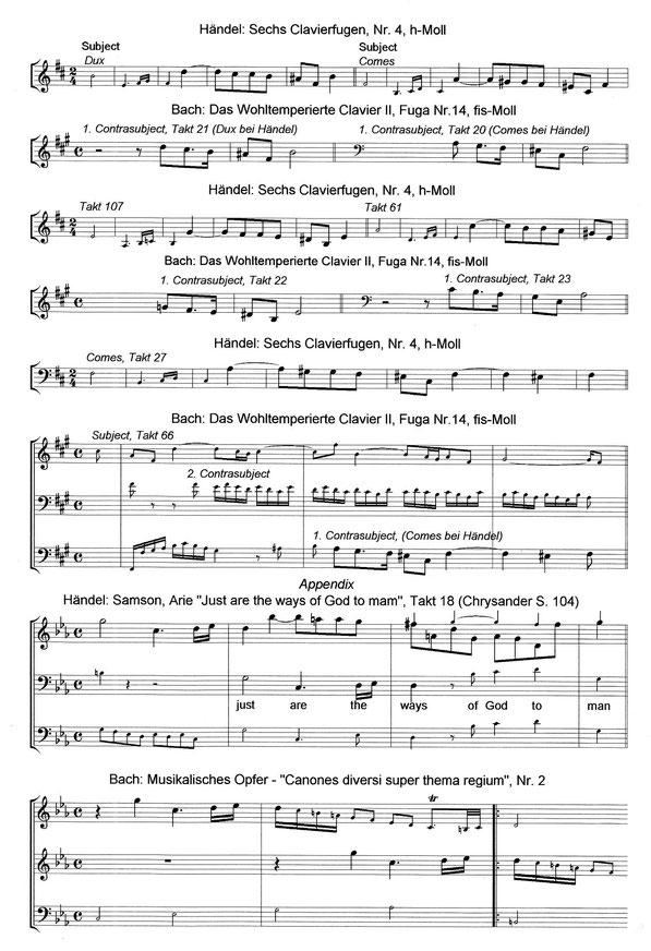 Georg Friedrich Händel | Johann Sebastian Bach | Bach and Handel