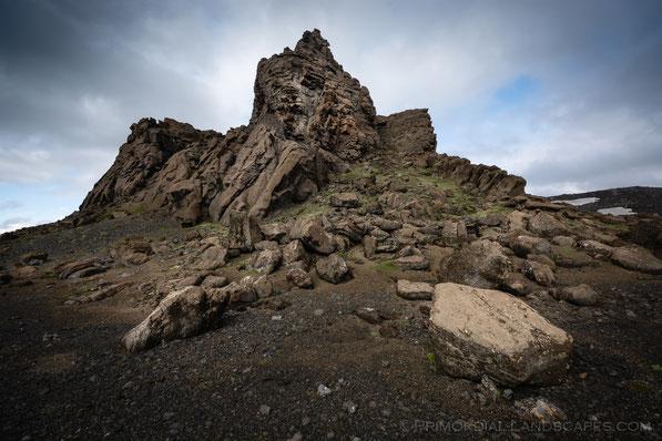 Þríkistill, Thrikistill, ódáðahraun
