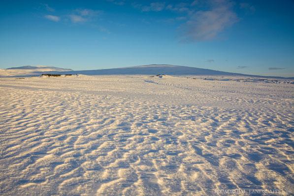 Eggert, Winter, Volcano, Utbruni, Kollóttadyngja, Ice, Snow, Sunset, Cold, Ódáðahraun, Odadahraun, Lava, Iceland, Island