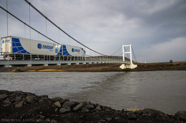 Jökulsá á Fjöllum, Jökulsa a Fjöllum, Ringroad, bridge, eimskip