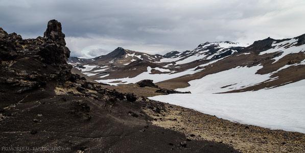 Austurffjöll, Dyngjfjöll, Askja, Pumice, Drekagil, Iceland, Ódáðahraun