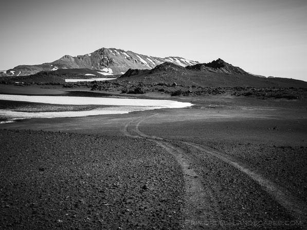 Askja, Dyngjujökull, Dyngjufjöll, Ódáðahraun, Crater