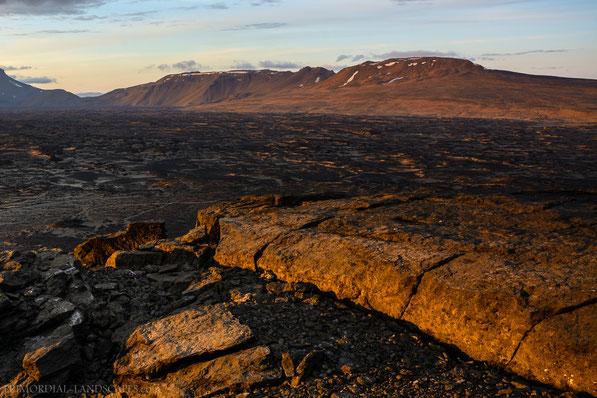 Herðubreiðartögl, Herdubreidartögl, Herðubreið, Schweif, Ódáðahraun, earthquake, activity, seismic, eldgos, tremor