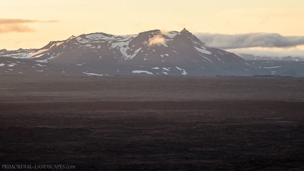 Eggert, Volcano, Rhyolit, Kollóttadyngja, Ódáðahraun, Odadahraun, Lava, Iceland, Island, herðubreið, hrúthálsar
