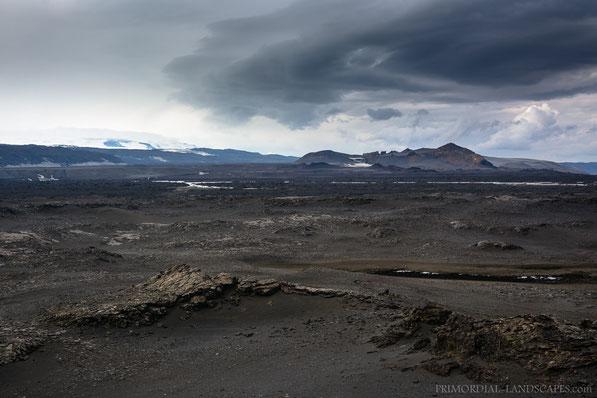 Dyngjuháls, Bárðarbunga, Vatnajökull, Trölladyngja, Dyngjuhals, Iceland, Island