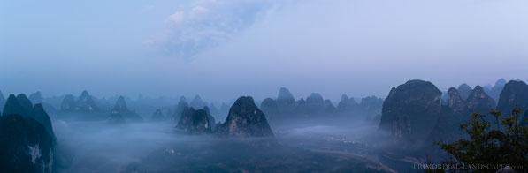 Guilin, Xingping, Yangshuo, Guangxi, China, Karst