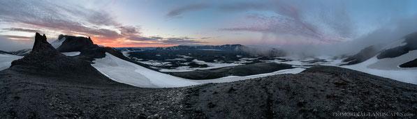 Askja, Öskjuvatn, Jónsskarð, Þorvaldstinur, Thorvaldstindur, Trekking, Ódáðahraun, Dyngjufjöll