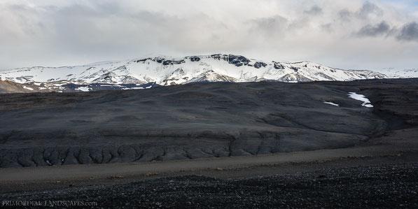 Haíhnjúkur, Haihnjukur, Dyngjufjöll, Askja, Norðurfjöll, Útbruni, Utbruni, Ódáðahraun, Iceland, Island