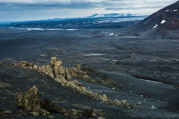 Dyngjujökull, Kverkfjöll, Kistufell, Vatnajökull, Bárðarbunga, Bardarbunga, Jökulsá á Fjöllum, Dyngjusandur, Holuhraun, Cauldron, Ice, Glacier, Surge