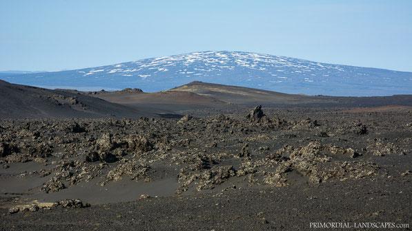 Trölladyngja, Bárðarbunga, Askja, Suðurskörð, shield, volcano, Schildvulkan
