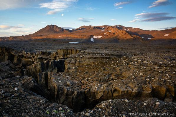 Herðubreiðarfjöll, Askja, Fissure, tectonic, gjá, sveinagjá, Hrúthálsar, Kerlingardyngja
