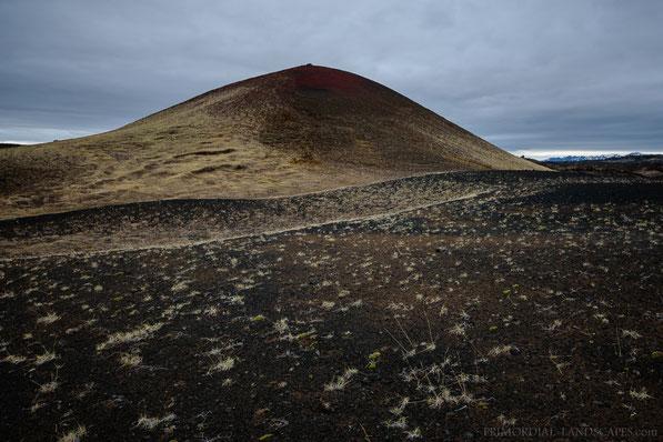 Fissure, Cone, Graben, Rift Valley, Fremstihóll, Miðhóll, Fremstihöll, Fremstiholl