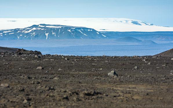 Kistufell, Bárðarbunga, F910, Askja