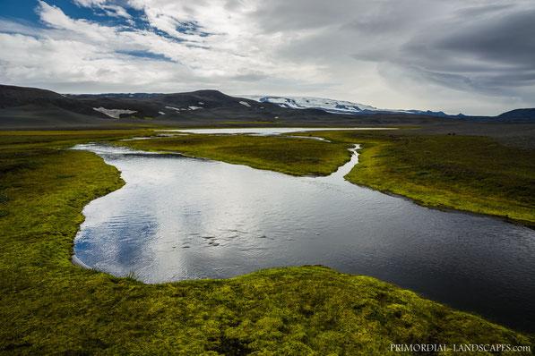 Gæsavötn and Bárðarbunga