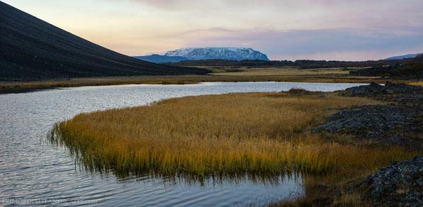 Bláfjall, Blafjall, Myvatn, Mývatn, Mývatnsöræfi, Heilagsdalur, Ódáðahraun, Odadahraun, Lava, Iceland, Island