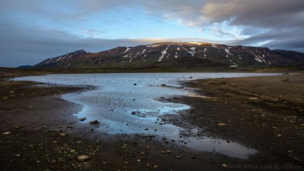 Tungnafellssjökull, Nýidalur, Sprengisandur