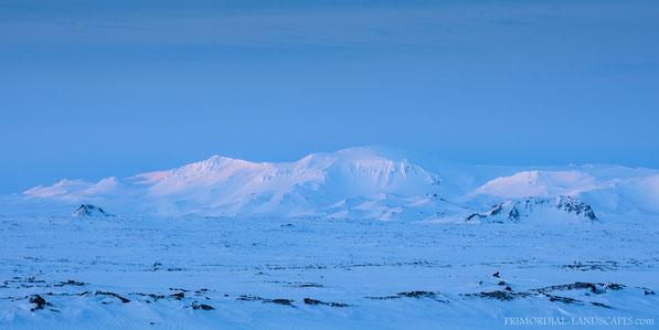 Winter, Kollur, Dyngjufjöll, Askja, Útbruni, Ice, Snow, Sunset, Cold, Ódáðahraun, Odadahraun, Lava, Iceland, Island