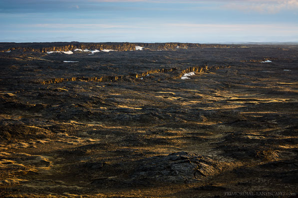 Fjallgjá, Graben, Askja, Ódáðahraun, Mývatnsöræfi, Fissure
