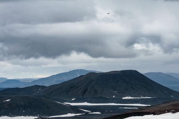 Stórakista, Litlakista, Dyngjufjöll, Eystraskarð, Askja, Öskjuvegur, tent, hilleberg, helicopter