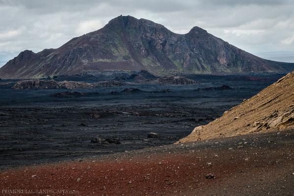 Einstæðingur, Einstaedingur, Útbruni, Ódáðahraun, Iceland, Norðurfjöll, Askja, Dyngjufjöll