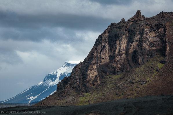Axlarfell, Herðubreið, Dyngjufjöll, Ódáðahraun, Tuff, Norðurfjöll, Iceland, Island