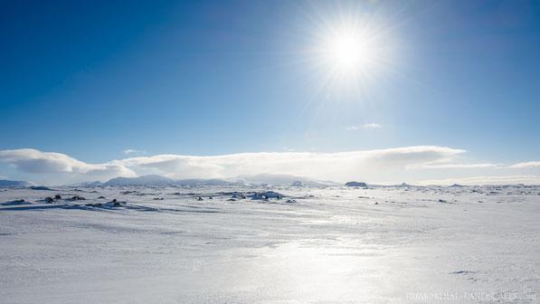 Útbruni, Winter, Mývatnsöræfi, Útbruni, Herðubreið, Askja, Dyngjufjöll, Lokatindur, Lavafield, Hraun, Ice, Snow, Sunset, Cold, Ódáðahraun, Odadahraun, Lava, Iceland, Island, Utbruni