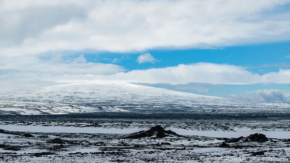 Trölladyngja, Bárðarbunga, Askja, shield, volcano, Schildvulkan