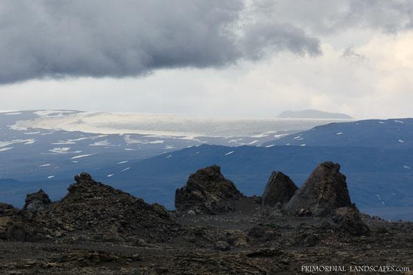 Dyngjuháls, Tungnafellsjökull