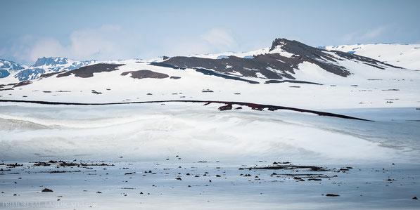 Tanni, Askja, Dyngjufjöll, Jónsskarð Sigurðarskarð, Kollur, Caldera