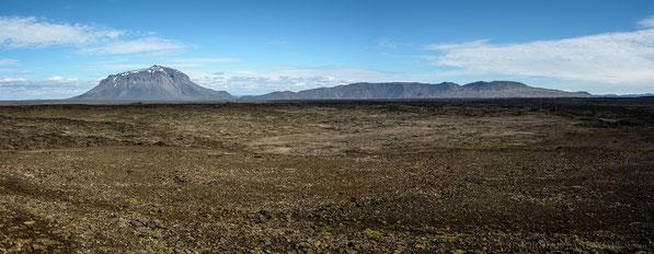 Herðubreið, Ódáðahraun, Iceland, Island, Herdubreid, Herdubreidartögl, earthquake, eldgos