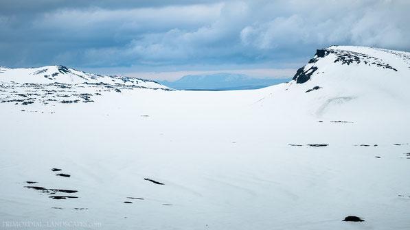 Sigurðarskarð, Haíhnjúkur, Askja, Dyngjufjöll