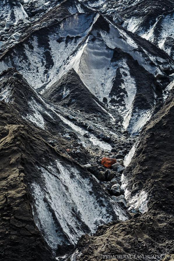 Dyngjujökull, Kistufell, Vatnajökull, Bárðarbunga, Bardarbunga, Jökulsá á Fjöllum, Dyngjusandur, Holuhraun, Cauldron, Ice, Glacier, Surge