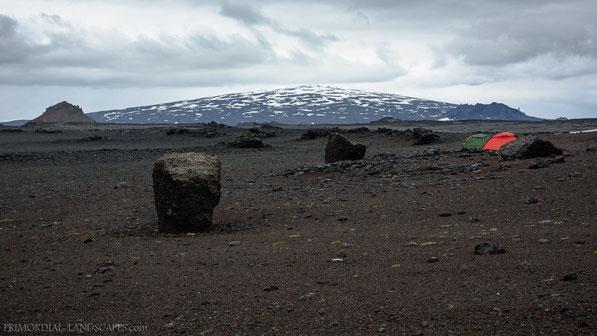 Volcano, Kollóttadyngja, Ódáðahraun, Odadahraun, Lava, Iceland, Island, shield