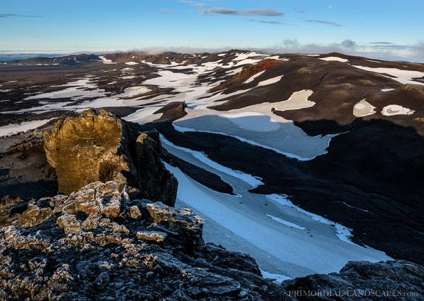 Jónsskarð, Askja, Öskjuvegur, Dyngjufjöll, Vatnajökull, Trekking, Jonnsskard, Erkesfell