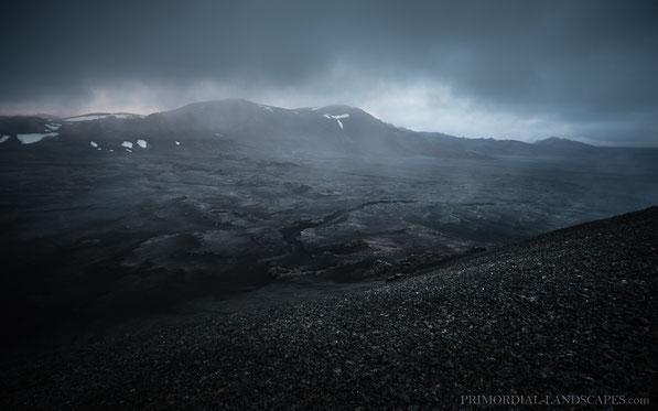 Eystraskarð, Stórakista, Litlakista, Kollur, Askja, Dyngjufjöll, Norðurfjöll, Ódáðahraun, Iceland, Island