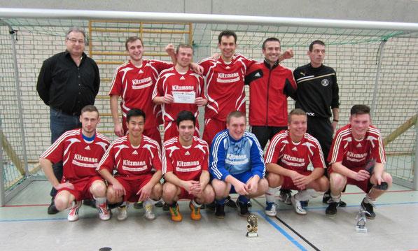 Sieger Rainer Kräusel-Cup 2014