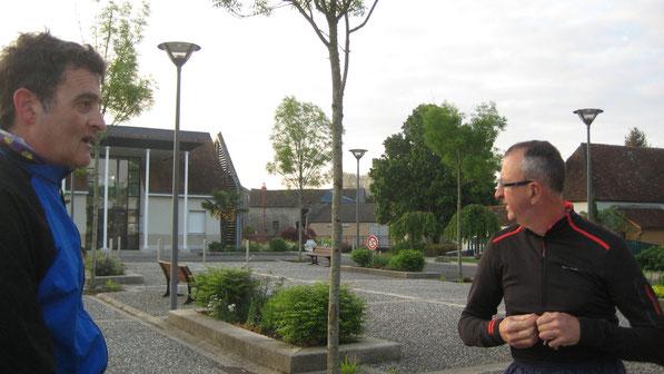 Direction le Pays Basque pour Michel et Mathieu ainsi que pour quelques autres...