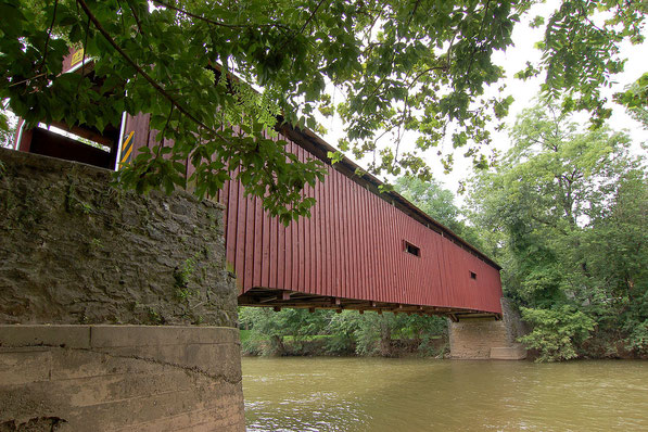 Pinetown Covered Bridge (1849)