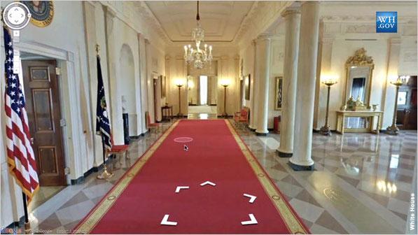 Tour door Het Witte Huis