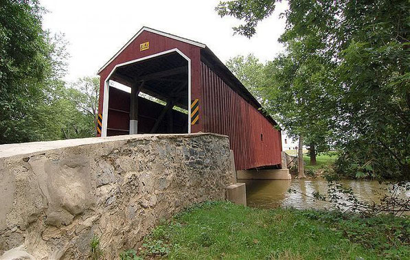 Zook's Mill Covered Bridge (1849)