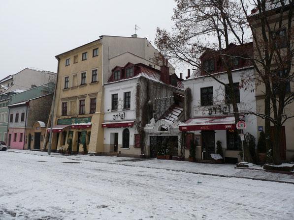 Kazimierz - restaurant Ariel ( Szerokastraat )
