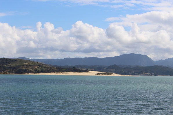 Lagune von Hokianga