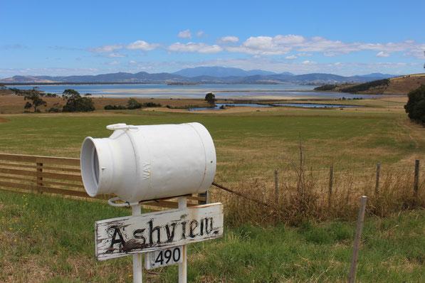 Weite in Tasmanien