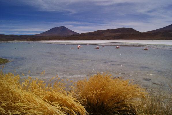eine Lagune schöner als die andere