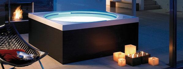 Ob Dampfdusche, Sauna oder Whirlpool, die richtige Entspannung ist in jedem Fall garantiert.