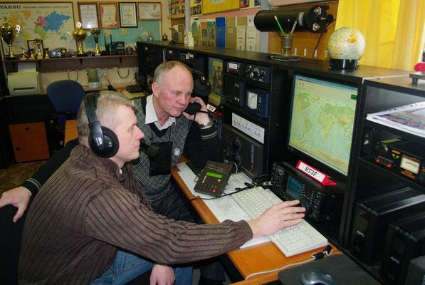 Любительская радиосвязь входит в программу подготовки всех космонавтов, отправляющихся на борт Международной  космической станции.