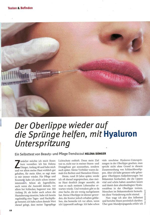 Filler Lippen Hamburg Dr. Huschek