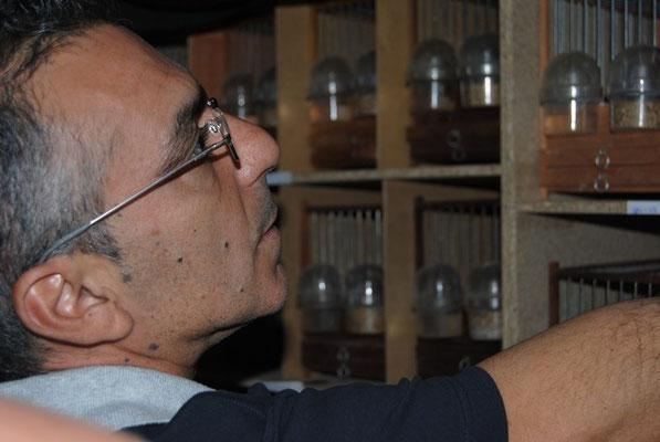 Carlos León. Concurso Agracanto 2012.